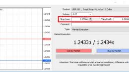Stop-Loss- und Limit-Aufträge im Forex Broker