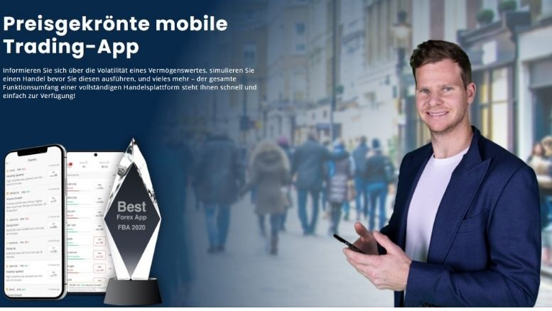 Trade360 Mobile Apps