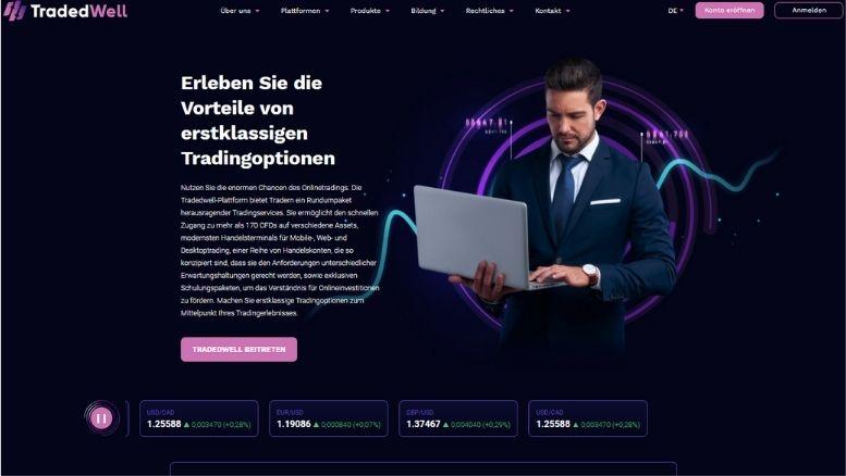 tradedwell.com