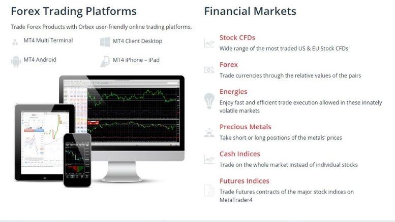 Ordex Forex Trading Platforms